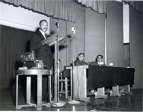 Martin Luther King Jr.: Human Rights Pioneer